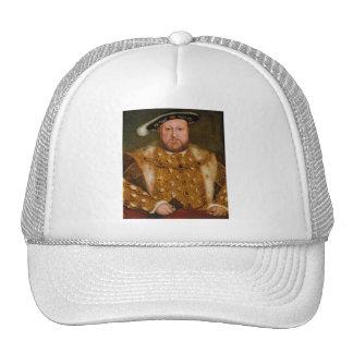 'Henry VIII' Mesh Hats