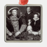 Henry VIII, his daughter Queen Mary Ornament