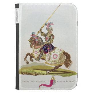 Henry VIII, King of England (1491-1547) 1525, from Kindle 3 Cover