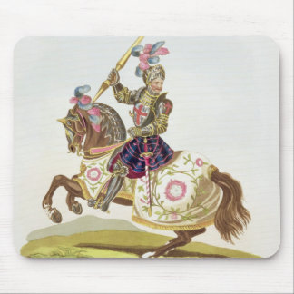 Henry VIII, King of England (1491-1547) 1525, from Mouse Pad