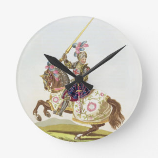 Henry VIII, King of England (1491-1547) 1525, from Round Clock
