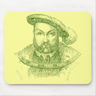 Henry VIII Mouse Pad
