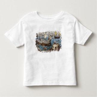 Henry VIII  on Board the Henry Grace a Dieu T Shirt