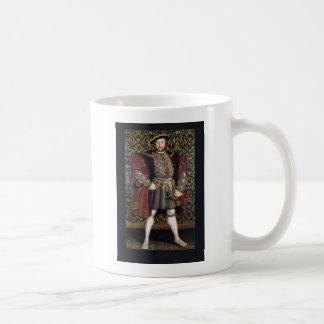 Henry VIII Portrait Coffee Mug