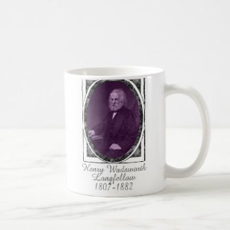 Henry Wadsworth Longfellow Coffee Mug