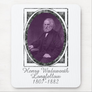 Henry Wadsworth Longfellow Mouse Pad