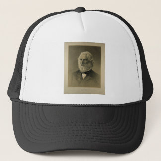 Henry Wadsworth Longfellow Portrait (1888) Trucker Hat