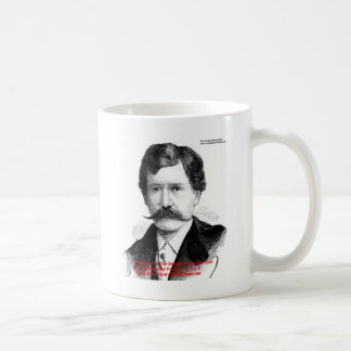 "Henry Ward Beecher ""Flowers"" Quote Gifts & Tees Coffee Mug"