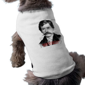 """Henry Ward Beecher """"Flowers"""" Quote Gifts & Tees Dog T Shirt"""