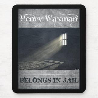 Henry Waxman Mouse Pad