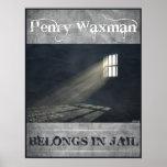 Henry Waxman Poster