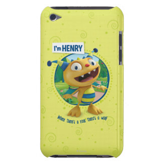 Henry - Where there's a roar there's a way! iPod Touch Case