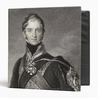 Henry William Paget Vinyl Binders