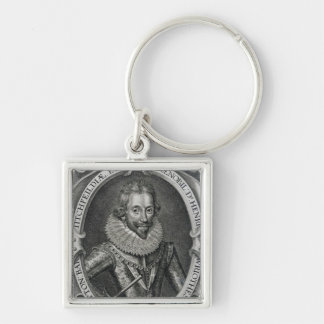 Henry Wriothesley, 3rd Earl of Southampton, 1617 Keychain