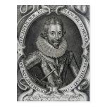 Henry Wriothesley, 3ro conde de Southampton, 1617 Tarjetas Postales