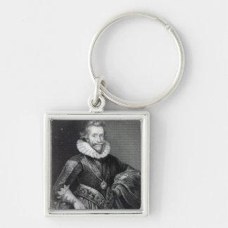 Henry Wriothesley Keychain