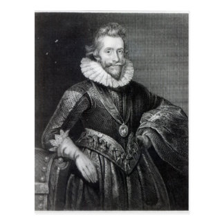 Henry Wriothesley Postcard