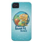 Henry y Beckett Case-Mate iPhone 4 Coberturas