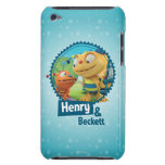 Henry y Beckett Case-Mate iPod Touch Protectores