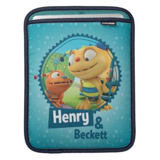 Henry y Beckett Manga De iPad
