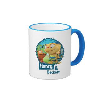 Henry y Beckett Tazas