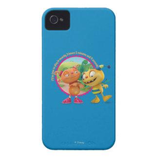 Henry y Gertie Carcasa Para iPhone 4 De Case-Mate