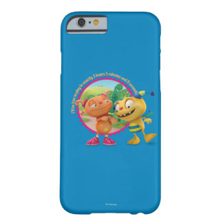 Henry y Gertie Funda Barely There iPhone 6