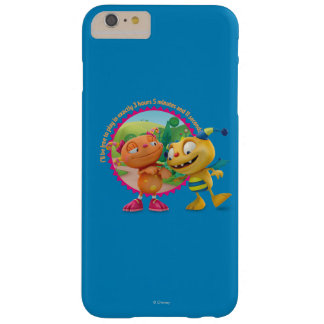 Henry y Gertie Funda Barely There iPhone 6 Plus