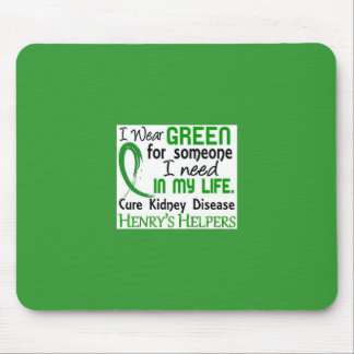 Henry's Helpers Mouse Pad