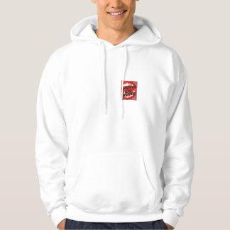 henrysbigmouth logo and site sweatshirt