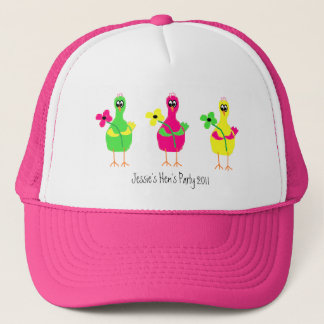 Hens Bridal Party Customisable Trucker Hat