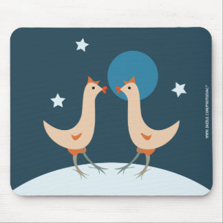 Hens Night Party Mouse Pad