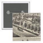Hensley, residencias de las habas pins