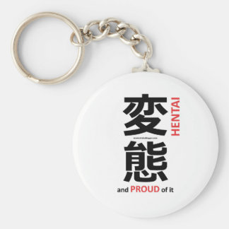 Hentai key ring and Proud