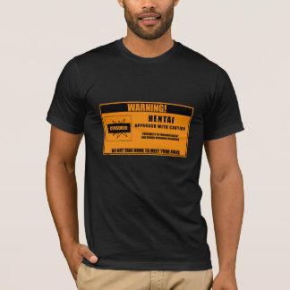 Hentai Warning T-Shirt