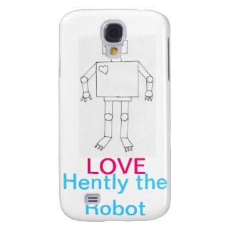 Hently la caja del robot