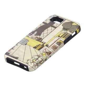 Heorhiy Narbut-Cómo los ratones enterraron el gato iPhone 5 Protector