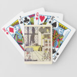 Heorhiy Narbut-How mice buried the cat Bicycle Card Deck