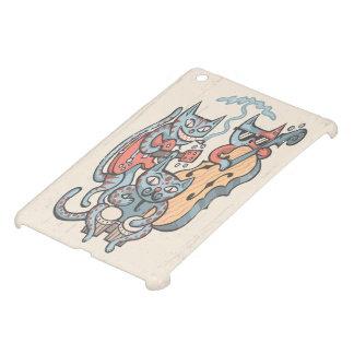 Hep Cat Band iPad Mini Cases