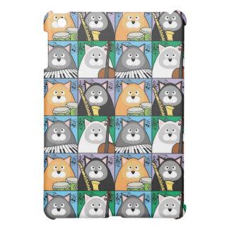 Hep Cat Speck Case iPad Mini Covers