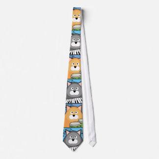 Hep Cat Tie