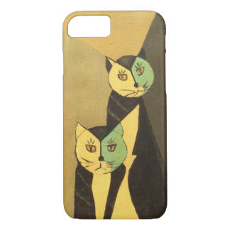 Hep Cats - A Thrift Store Treasure iPhone 8/7 Case