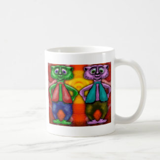 Hep Cats Coffee Mugs