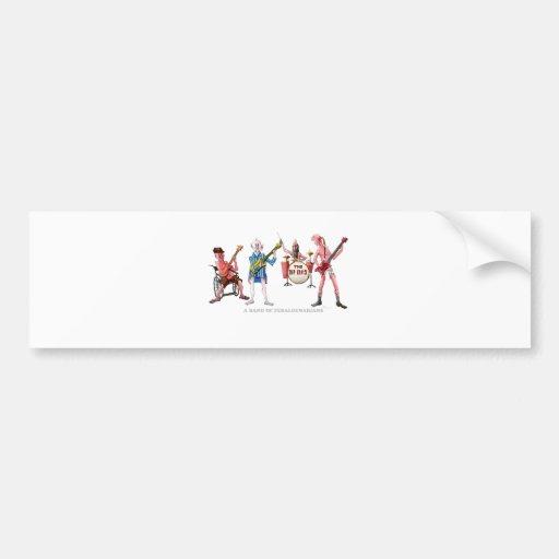 Hep Coots Bumper Sticker