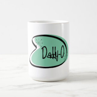 Hep Daddy-O for Father's Day Coffee Mugs