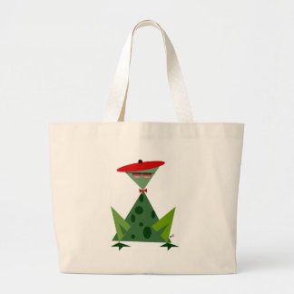 Hep Frog Canvas Bags