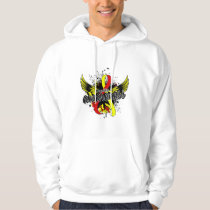 Hepatitis C Awareness 16 Hoodie