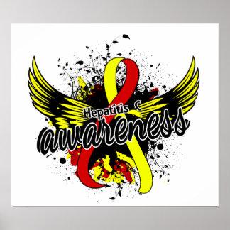 Hepatitis C Awareness 16 Poster