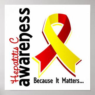 Hepatitis C Awareness 5 Poster