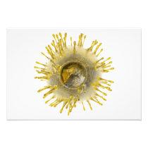 Hepatitis C virus Photo Print